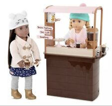 Our Generation Choco-tastic Stand Hot Chocolate Cocoa Coffee American Girl Size