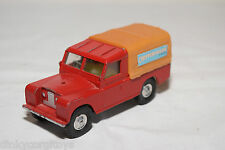 CORGI TOYS LAND ROVER CHIPPFERIFELDS CHIPPERFIELD CIRCUS EXCELLENT CONDITION