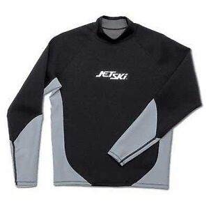 Kawasaki Jet ski Rider Metalite Top Shirt Personal Watercraft