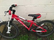 "Boys Carrera Blast 20"" mountain bike"