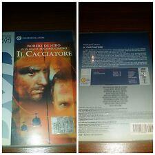 IL CACCIATORE - ROBERT DE NIRO - DVD ITA - BUONE CONDIZIONI