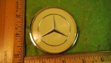AE19 Mercedes-Benz 62mm Horn Button Emblem Vintage 1965-67 MB W111 220 350SE