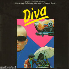 Diva Vladimir Cosma CD Movie Jean-Jacques Beineix Soundtrack 1986 Rykodisc