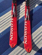 🎿 Salomon Equipe 10 2V Downhill Skis 180 cm Salomon S8 10 Bindings