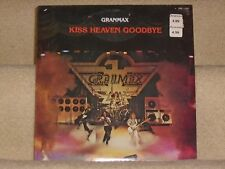 "GRANMAX--""Kiss Heaven Goodbye"": SEALED original 1978 U.S. hard rock LP on Panama"
