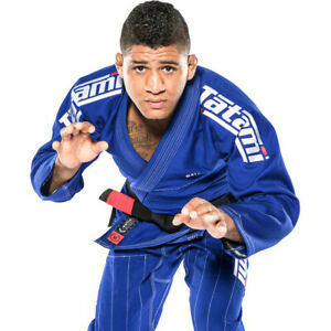 Tatami Fightwear Estilo 6.0 Premium BJJ Gi - Blue/White