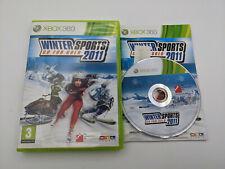 Winter Sports 2011: Go for Gold XBOX 360-PAL-günstig, schnell p&p!