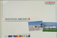 Dragon Wings Austrian Airlines A330-223 & A320-214 Plane Set
