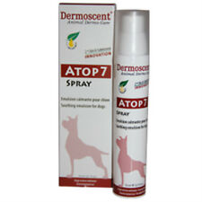 Dermoscent Atop7 Spray 75ml for Dogs with atopic dermatitis itchy skin allergies