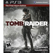 Tomb Raider (Sony PlayStation 3, 2013) Ps3 Cib Complete Tested