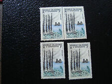 NOUVELLE CALEDONIE timbre yt n° 284 x4 nsg (A4) stamp new caledonia