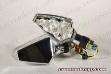 Intermitentes LED UNIVERSAL Cromados modelo Ref. 041