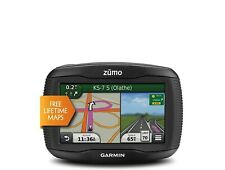 "Garmin Zumo 390LM 4.3"" Motorcycle GPS with Lifetime Maps Updates 010-01186-00"