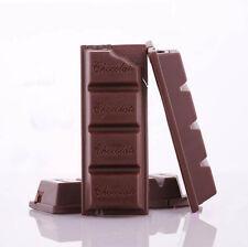 EDC Novelty Funny Chocolate Candy Bar Lighter Refillable Butane Gas Smoke Gift
