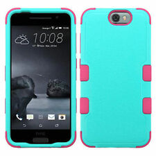 Matte Rigid Plastic Cases & Covers for HTC One