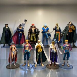 ONE PIECE Styling Figures LOT 11 Figure Set Bundle sale No-BOX Anime Japan F5615