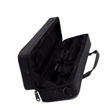 Black New Oxford Cloth Flute Case Carrying Gig Bag Adjustable Shoulder Strap