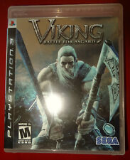 VIKING BATTLE FOR ASGARD Playstation 3 PS3 Video-Spiel Bluray Disc SEGA