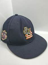 St. Louis Cardinals New Era 59Fifty July 4th Stars Stripes Fitted 7 1/8 Hat Cap