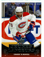 2010 P.K. Subban Upper Deck Young Guns French Rookie #231