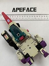Transfomers G1 Apeface FOR PARTS