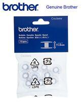 BROTHER SEWING MACHINE PLASTIC BOBBINS x10 (11.5) Fits all INNOVIS NV Innov-is