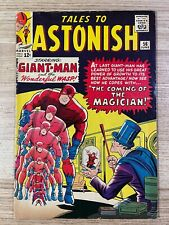 Tales to Astonish #56 (Marvel Comics) Giant-Man appearance