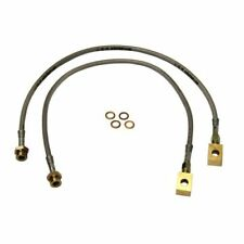 Skyjacker FBL17 Front Brake Line Stainless Steel for 1968-1987 1/2 & 3/4-Ton PU