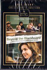 Hallmark Hall of Fame Beyond the Blackboard  (DVD ) based on true story  NEW
