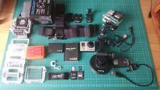GoPro HERO 3 Black Edition Camera for Action Vidéo 4k 12MP photos + accessoires