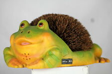 CROAKING FROG SHOE CLEANING BRUSH, Motion Activated Sensor, Fun Gift or Alarm