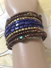 Boho Wrap Bracelet Colorful Bracelet