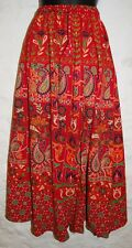 New Cotton Skirt 8 10 12 14 Hippy Ethnic Mandala Hippie Hippy Fair Trade