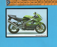 LA MIA MOTO - FIGURINA n.50-KAWASAKI NINJA ZX-9R -MASTER COLLECTION-NEW