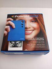 Polaroid Mint Instant Print Digital Camera (Blue)