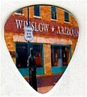 STANDING ON A CORNER IN WINSLOW GUITAR PICK EAGLES FREY