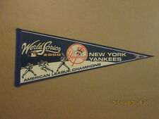 MLB New York Yankees Vintage 2000 AL Champions Pennant