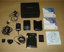 BLACKBERRY 9000 MOBILE PHONE – UNLOCKED - BOXED – FULL ORIGINAL ACCESSORIES USED