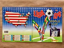 Usa 94 World Cup WM WC 02 Panini Sticker  Album Completo