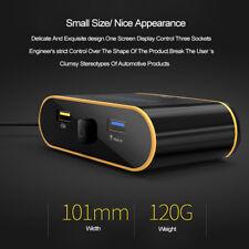 Multifunctional 12V Mobile Phone Charger Dual USB Car Trunk Cigarette Lighter