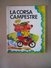 Collana Bel ( Bimbi e Libri ) - La Corsa Campestre Vol.12 1978 ed. AMZ [G390]