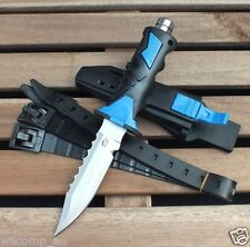 Scuba Diving Hunting Fishing Survival Stainless Steel WILCOMP Knife WIL-DK-16