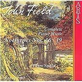 John Field - : Complete Piano Music: Nocturnes Nos. 16 & 19 (CD 1997)