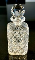 Beautiful Large Heavy Crystal Decanter