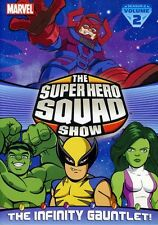 Super Hero Squad Show: The Infinity Gauntlet - Season 2 (2011, REGION 1 DVD New