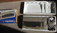 Orig 1982 Silver Label C-64 computer, Datasette, Disk Drive, Printer & software