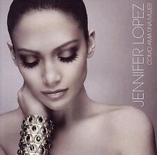 Como Ama Una Mujer 2007 by Jennifer Lopez Ex-library - Disc Only No Case