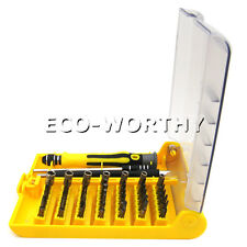 ECO 45in1 Multi-Bit Repair Tools Kit Set Torx Screw Drivers Electronic for PC