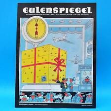 Eulenspiegel 50/1986 | DDR-Wochenzeitung für Satire und Humor | Geburtstag B
