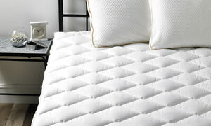 Supersoft Luxury Quilted MicroFibre Mattress Topper